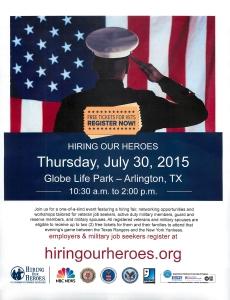 HOH Arlington July 30 2015